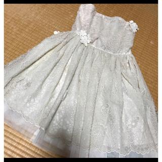 マーキュリーデュオ(MERCURYDUO)のマーキュリーデュオ ドレス(ミニドレス)