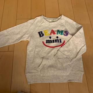 ビームス(BEAMS)のBEAMS mini トレーナー(Tシャツ/カットソー)