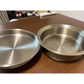 アムウェイ(Amway)の【Reeeen様専用】アムウェイクイーン 鍋2種類(鍋/フライパン)
