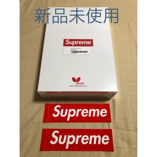 シュプリーム(Supreme)のシュプリーム バタフライ supreme×butterfly 卓球ラケット 新品(卓球)