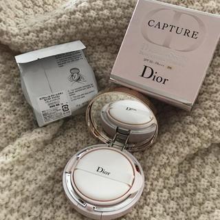 Christian Dior - ディオール カプチュール ドリームスキン モイスト クッション 010 15g…