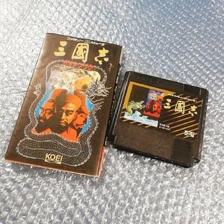 ファミリーコンピュータ(ファミリーコンピュータ)のファミコン三国志の攻略本(家庭用ゲームソフト)