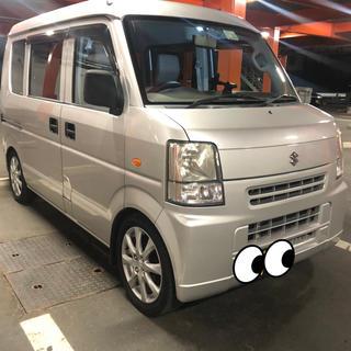 スズキ - エブリィ DA64V 5MT 車検2年付!