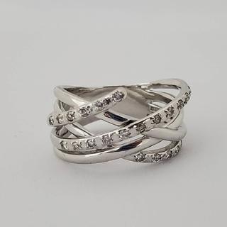 洗練されたデザイン!ダイヤモンドリング(リング(指輪))
