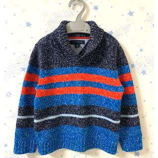 トミーヒルフィガー(TOMMY HILFIGER)のトミーフィルフィガー セーター 2T(ニット/セーター)