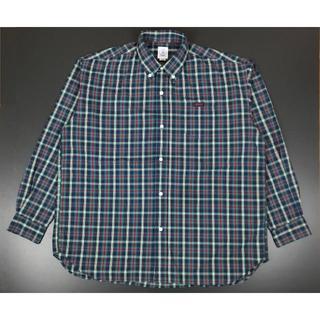 ジェイプレス(J.PRESS)のビンテージJ.PRESSジェイプレスBDシャツ170サイズマドラスチェック(シャツ)