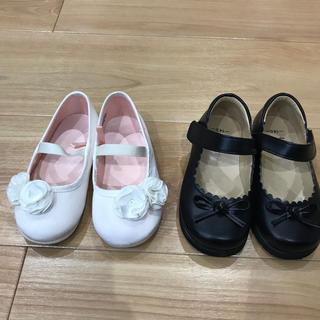 エイチアンドエム(H&M)の靴 フォーマル  2足セット(フォーマルシューズ)