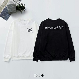 ディオール(Dior)の「2枚千円引き」ディオール☆ 刺繍 ゴロ スウェットトレーナー(トレーナー/スウェット)