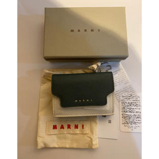マルニ(Marni)のMARNI マルニ 20SS 新作 美品  最終値下げ(財布)