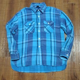 UNUSED - Unused 19awチェックネルシャツ