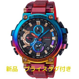 ジーショック(G-SHOCK)のプライスタグ付き G-SHOCK  火山雷 MTG-B1000VL-4AJR(腕時計(アナログ))