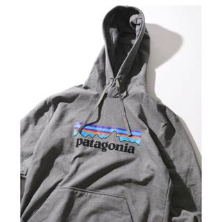 パタゴニア(patagonia)のパタゴニア P-6 Logo Uprisal Hoodie 新品未使用(パーカー)