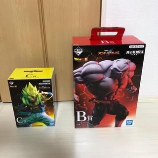 バンダイ(BANDAI)のドラゴンボール 一番くじ ジレン 超サイヤ人ゴジータ(フィギュア)