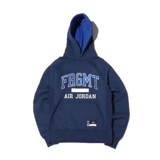 フラグメント(FRAGMENT)のfragment jordan pullover hoodie Lサイズ(パーカー)