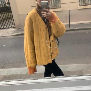 エディットフォールル(EDIT.FOR LULU)の新品 Ofr.Paris vintage warm jacket(ミリタリージャケット)
