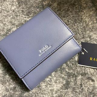 ポロラルフローレン(POLO RALPH LAUREN)の新品POLO RALPH LAUREN ナパレザーウォレット(財布)