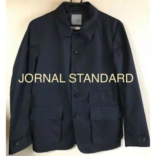 ジャーナルスタンダード(JOURNAL STANDARD)の定価4万☆JORNALSTANDARD aqualinc ジャケット(テーラードジャケット)