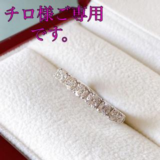 K18WGダイヤモンドリング ダイヤリング エタニティダイヤ ✨1.50ct✨(リング(指輪))