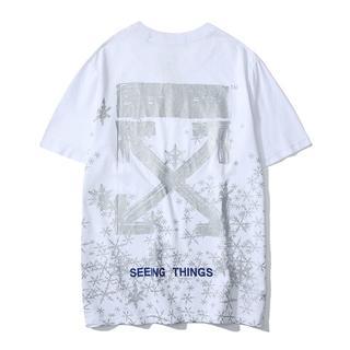 OFF-WHITE - OFF-WHITE シャツ 2男女兼用  DO38-3