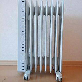 ムジルシリョウヒン(MUJI (無印良品))の無印良品 オイルヒーター(オイルヒーター)