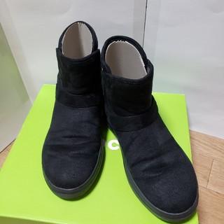 クロックス(crocs)のクロックス/スエードショートブーツW8(ブーツ)