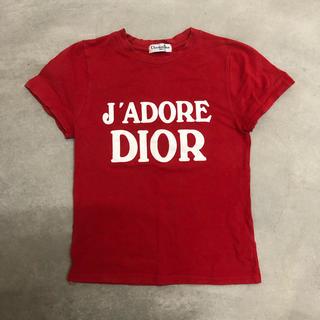 クリスチャンディオール(Christian Dior)の激レア j'adore dior ディオール world champion t(Tシャツ(半袖/袖なし))