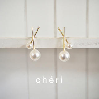 KBF - chéri ピアス No.157