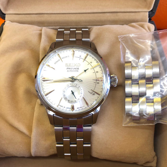 SEIKO(セイコー)の■■ SEIKO セイコープレサージュ 美品 メンズの時計(腕時計(アナログ))の商品写真