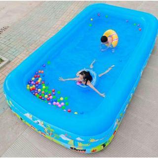 子供用膨張プール超大家庭用ベビーベビースイムバケツを厚くして大型家庭子供バスルー