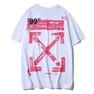 OFF-WHITE - OFF-WHITE シャツ 2男女兼用  DO52-3