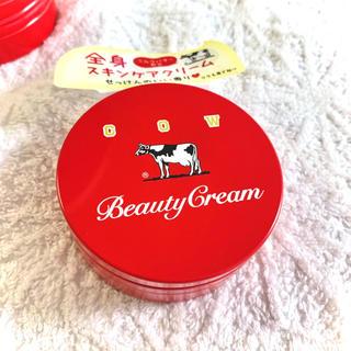 ギュウニュウセッケン(牛乳石鹸)の数量限定 牛乳石鹸  赤箱 ビューティクリーム 新品 未使用(ボディクリーム)