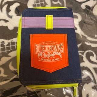ロデオクラウンズワイドボウル(RODEO CROWNS WIDE BOWL)の【未使用】ロデオ★ノベルティ!手帳カバー(その他)