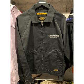 ネイバーフッド(NEIGHBORHOOD)のneighborhood drizzler ec-jacket medium(Gジャン/デニムジャケット)