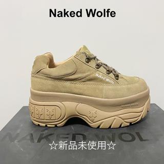 Balenciaga - 新品 Naked Wolfe スニーカー アリアナグランデ  着用