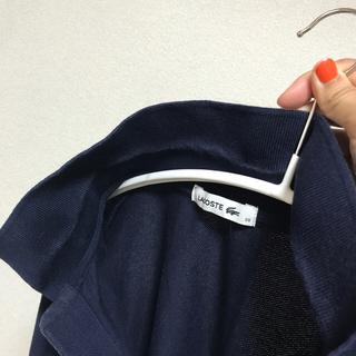 ラコステ(LACOSTE)のLACOSTE ハーフスリーブフェミニンポロシャツ(シャツ/ブラウス(半袖/袖なし))