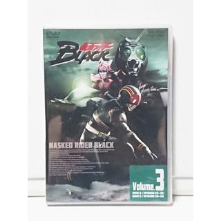 仮面ライダーBLACK Vol.3 未開封DVD(特撮)