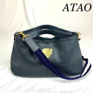 アタオ(ATAO)のATAO アタオ ロゴ金具 2WAY バッグ(ショルダーバッグ)