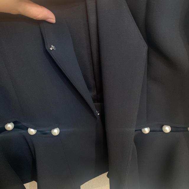 Chesty(チェスティ)のchesty パールジャケット レディースのジャケット/アウター(ノーカラージャケット)の商品写真