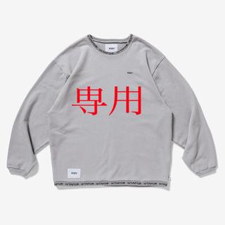 W)taps - 新品 Wtaps PYN Smock Sweatshirt L