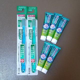 サンスター(SUNSTAR)のGUM デンタルブラシ クリアクリーン薬用ハミガキ(歯ブラシ/デンタルフロス)