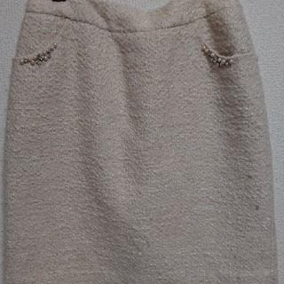 Debut de Fiore - 暖かい、白いスカート、ディビット、ビオレ