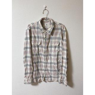 バートン(BURTON)のBURTON チェック柄ネルシャツ(シャツ)