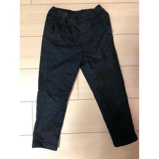 ユニクロ(UNIQLO)のユニクロ 裏フリースズボン 110サイズ(パンツ/スパッツ)
