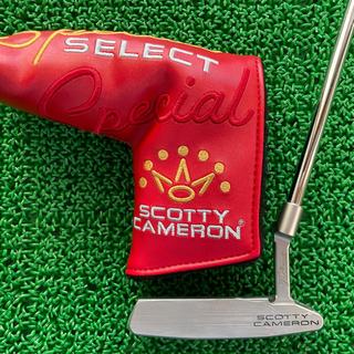 スコッティキャメロン(Scotty Cameron)のスコッティキャメロン  スペシャルセレクト ニューポート2  33インチ 新品(クラブ)