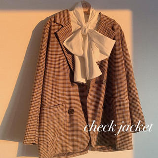 bigribbontie classic blouse♡Treat ürself(シャツ/ブラウス(長袖/七分))