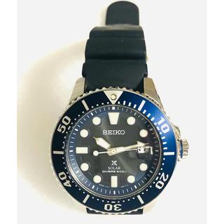 SEIKO - SEIKOプロスペックス ダイバーズ ソーラー 200m 防水 SBDJ019