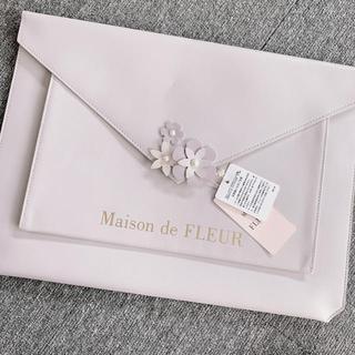 メゾンドフルール(Maison de FLEUR)の新品未使用品 Maison de FLEUR パソコンケース(その他)