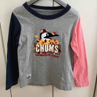 チャムス(CHUMS)のチャムス ロンT  長袖 Tシャツ ブービーバード 120 130(Tシャツ/カットソー)