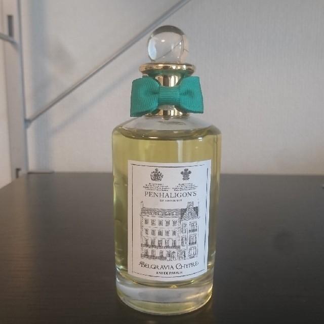 Penhaligon's(ペンハリガン)のペンハリガン ベルグレイヴ シブレ オードパルファム100mlになります。 コスメ/美容の香水(ユニセックス)の商品写真