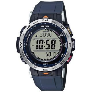 カシオ(CASIO)の新品 保証付 タグ付き プロトレック PRW-30AE-2JR ソーラー電波時計(腕時計(デジタル))